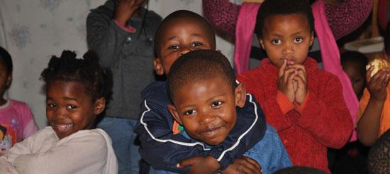 Baphumelelo children
